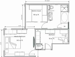 floor plans for bathrooms with walk in shower master bathroom and closet floor plans lovely master bathroom floor