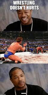 Xzibit Meme Creator - xzibit and wrestling imgflip
