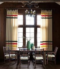 Dining Room Window Treatments Ideas Remarkable Dining Room Window Curtains And Window Treatments Ideas