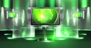 green color virtual set green color free virtualset