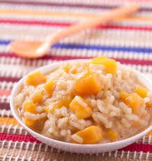 cuisiner la mangue risotto à la mangue les meilleures recettes de cuisine d ôdélices