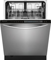 Aj Madison Dishwashers Frigidaire Fgid2476sf Fully Integrated Dishwasher With Orbitclean