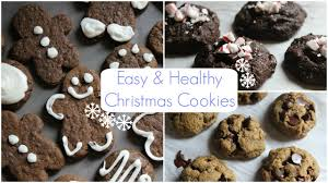 easy u0026 healthy christmas cookies vegan gluten free u0026 delicious
