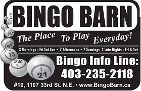The Bingo Barn Coffee News Calgary U0026 Area Home Facebook