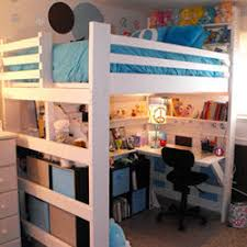 Dorm Room Loft Bed Plans Free by Loft Bed U0026 Bunk Beds For Home U0026 College Made In Usa