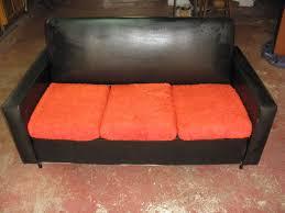 canap skai achetez canapé lit skaï noir occasion annonce vente à riorges 42