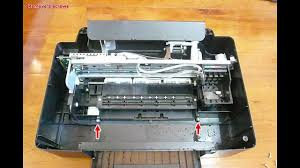 reset manual tx121 how to disassembly epson tx121 youtube