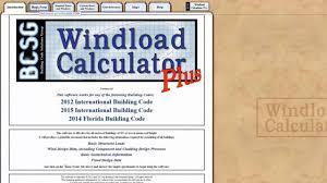 International Building Code International Building Code Edition Ibc Alt Windcalcs