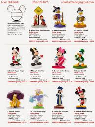 disney musings hallmark disney ornaments order form