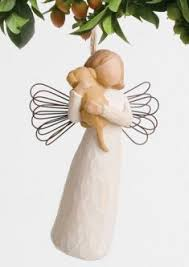 willow tree of friendship ornament found at the