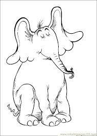 Horton Hatches The Egg Coloring Pages coloring pages horton 10 horton free printable