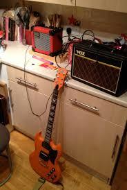 diy guitar kit u2013 capri orange sg diyguitarbuilder