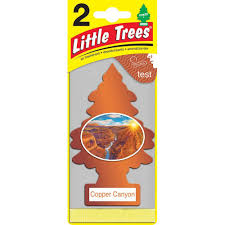 trees air freshener copper 2 pack u2s 27169 24