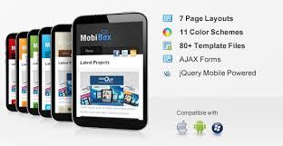 mobibox premium mobile template chocotemplates