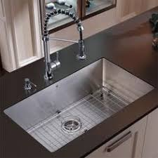 Discount Kitchen Sinks And Faucets by Modern Stainless Steel Kitchen Sinks Unit Enchanting Undermount