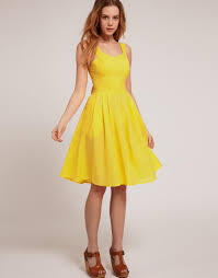 yellow dress yellow dress naf dresses