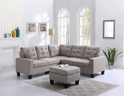 Sectional With Ottoman Pawnee Sectional With Ottoman Reviews Joss