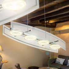 kuche lampen led haus design ideen