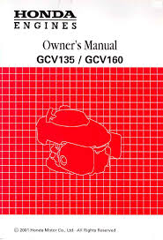 honda engines gcv135 pdf owner u0027s manual free download u0026 preview