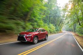 lexus rx 450h bike rack once and future kings 2016 lexus rx 350 and rx 450h first drives