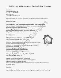 maintenance resume sample 1 technician mechanic cover lett peppapp
