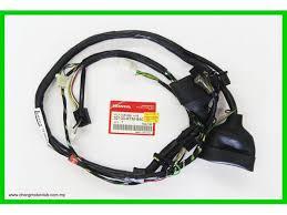 wiring complete electric starter ori