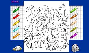 jungle coloring page the jungle book coloring page with jungle