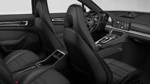 black porsche panamera interior new 2018 porsche panamera 4 e hybrid