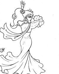 spain coloring pages best belly dancers coloring pages spanish