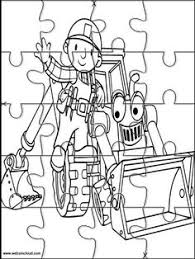 bob builder friends puzzle jigsaw puzzles