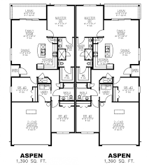 Villa Floor Plans Aspen Dream Finders Homes