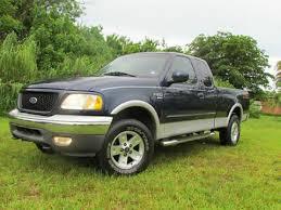 2002 ford f150 4 door vin 2ftrx18l82ca36389 ford f 150 lariat fx4 road 2002