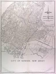 newark map historic newark