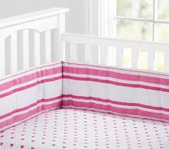 light pink crib bedding organic heart crib fitted sheet pottery barn kids