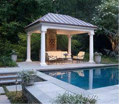 Backyard Cabana Ideas Pool Cabana By Island Stone Beaver Tile U0026 Stone Suite 101 In Mdc