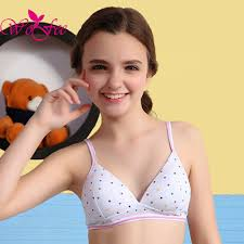 young little girls src wofee young girls cotton 5 8 thin cups spaghetti straps breathable
