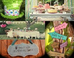 alice in wonderland kids party food u0026 decor pinterest