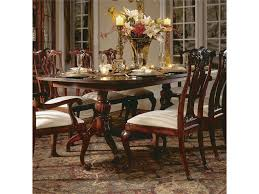 american drew cherry grove china cabinet american drew cherry grove 45th 792 744r double pedestal dining