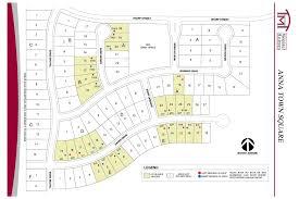 Galleria Mall Dallas Map by Anna Town Square New Homes In Dallas Fort Worth Tx