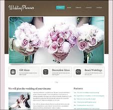 wedding web 10 top wedding website templates for your best moments