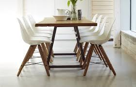 does round table deliver designer modern dining set free delivery throughout 8 seater table