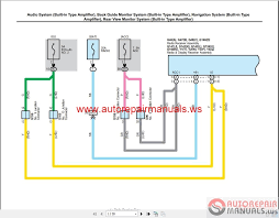 toyota rav4 2015 wiring diagram auto repair manual forum heavy