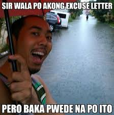 Filipino Meme - pinoy humor habagat and maring