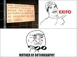 Mother Of Meme - mother of orthograhpy meme by adrinovato memedroid