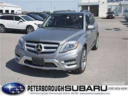 mercedes of peterborough 2014 mercedes glk class base for sale in peterborough