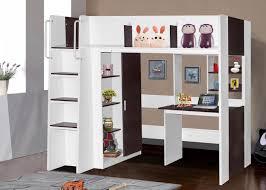 Loft Bunk Bed Desk Simple Ideas Wardrobe Desk Boston Loft Bunk With Single Bed