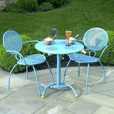 Outdoor Bistro Table Set Garden Furniture Bistro Set West Elm Metal Outdoor Bistro Dining