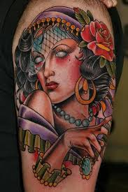 american traditional gypsy tattoo tattoo collections