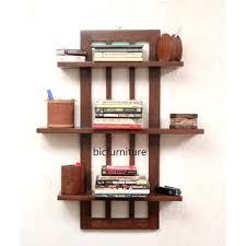 space saving wall shelf furniture wooden wall hanging mumbai bic