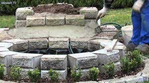 Haus Und Garten Ideen Wasserfall Selber Bauen Anleitung Möbelideen